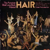 Cover Musical - Hair - The American Tribal Love-Rock Musical [Original Amsterdam Cast]